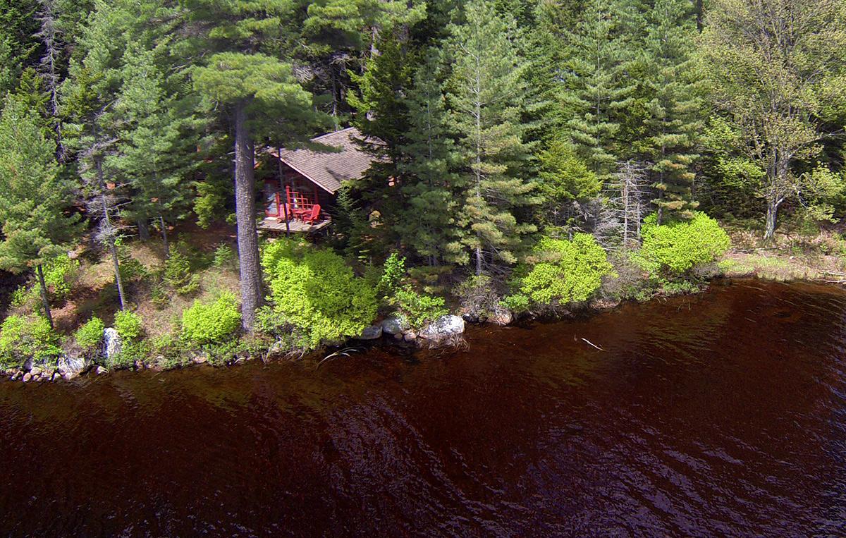 JP Morgan Adirondack Great Camp Uncas Raquette Lake, NY ...